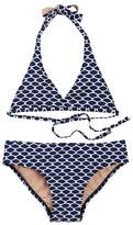 Toobydoo Selina Ikat Print Bikini (Toddler, Little Girls, & Big Girls)