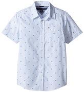 Tommy Hilfiger H-Stripe Short Sleeve Shirt Boy's Clothing