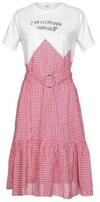 BRIGITTE Bardot BARDOT Knee-length dress