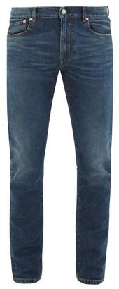 Belstaff Longton Cotton-blend Denim Jeans - Mens - Indigo