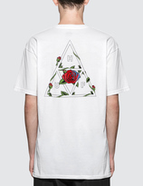 HUF Roses Triple Triangle T-Shirt