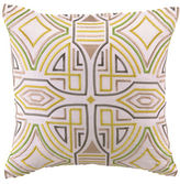 Trina Turk Ikat Retro Decorative Pillow