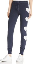 Sundry Heart Skinny Sweatpants