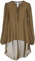 Elisabetta Franchi Shirts - Item 38651681