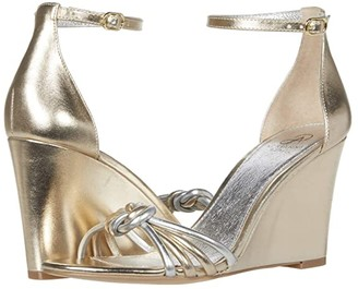 Adrianna Papell Athena (Gold/Silver) Women's Shoes