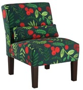 Bungalow Rose Labarre Slipper Chair