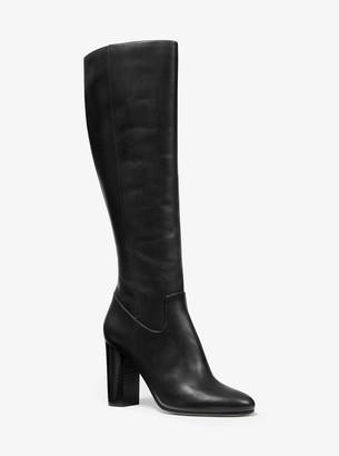 MICHAEL Michael Kors Lottie Leather Boot