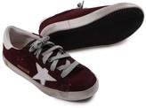 Golden Goose Deluxe Brand Superstar leather low trainers