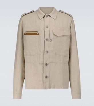 Sease Explorer overshirt