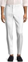 Ermenegildo Zegna Men's Cotton Chino Pants