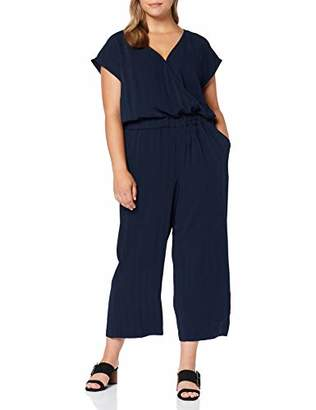 Tom Tailor MY TRUE ME Women's Culotte Jumpsuit,22 (Size: )