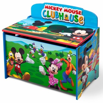 Disney Disney's Mickey Mouse Deluxe Toy Box by Delta Children