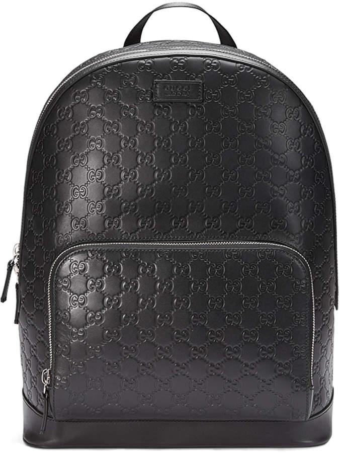 4a38709a198d Gucci Men's Backpacks - ShopStyle