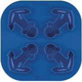 Tovolo Anchor Silicone Novelty Ice Tray in Blue