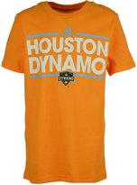 adidas Boys' Houston Dynamo Dassler T-Shirt