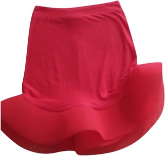 La Perla Red Skirt for Women