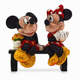 Disney Mouse Limited Edition Figurine by Arribas Brothers