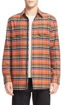 Rag & Bone Men's 'Hudson' Plaid Shirt Jacket