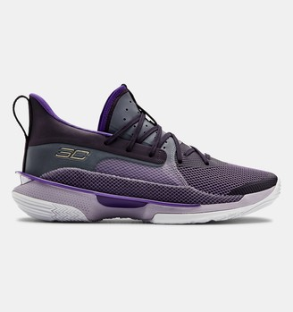 Under Armour Unisex UA Curry 7 'BAMAZING' Basketball Shoes