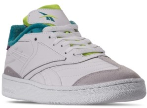 Reebok Women's Club C Rc 1.0 Casual Sneakers from Finish Line