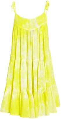 HONORINE Peri Tie-Dye Mini Dress