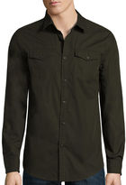 Jf J.Ferrar JF Button-Front Shirt