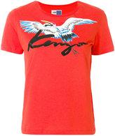 Kenzo bird print T-shirt