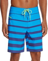 Vineyard Vines Breakwater Stripe Swim Trunks