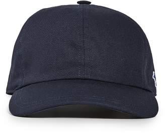 MAISON KITSUNÉ Side Tricolor Fox Patch Hat
