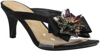 J. Renee Gredel Embellished Slide Sandal