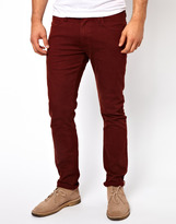 Lee Jeans Luke Slim Tapered Fit Colored Denim