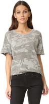 Free People Army Tee