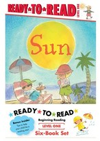 Simon & Schuster Weather Ready-to-read Value Pack.