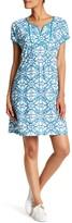 Tommy Bahama Sophie Swirl Print Dress