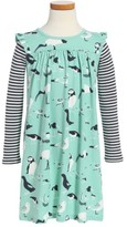 Tea Collection Toddler Girl's Seabirds Print Dress