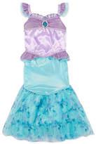 Disney Collection Ariel Dress Up Costume Girls