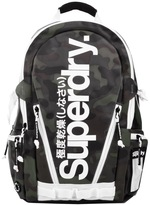 Superdry Mono Tarp Backpack Green