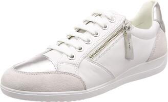 Geox Women's D Myria B Low-Top Sneakers