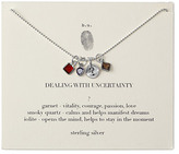 BU Dealing With Uncertainty Necklace