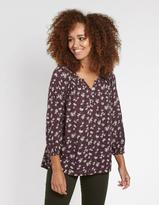 Fat Face Sadie Teatime Floral Blouse