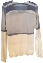 Malo Grey Cashmere Knitwear for Women