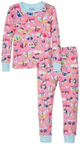 Hatley Pretty Butterflies Pajama Set Girl's Pajama Sets