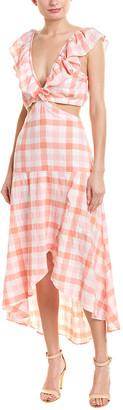 SUBOO Maxi Dress
