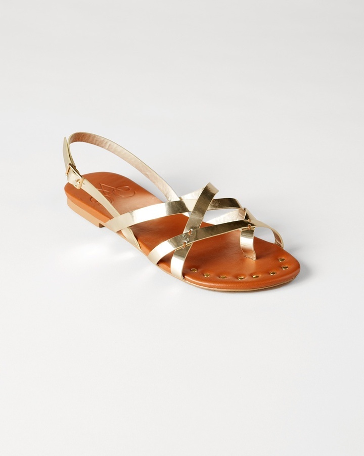 Coldwater Creek Salerno sandals