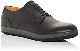 Giorgio Armani Men's Plain Toe Oxfords