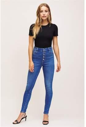 Dynamite Kate Ultra-High Rise Skinny Jeans Talia
