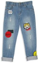 Stella McCartney Toddler's, Little Boy's & Boy's Light Washed Jeans