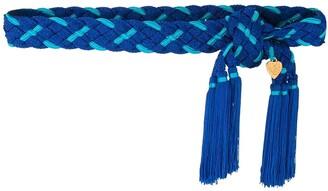 Yves Saint Laurent Pre Owned 1980's Woven Belt
