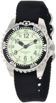 Momentum Men's 1M-DV00L8B M1Unidirectional Bezel Dive Watch