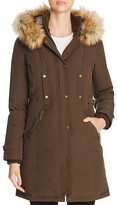 Vince Camuto Active Long Puffer Coat